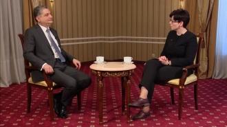 Эксклюзивное интервью с Тиграном Саркисяном