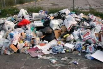Вывоз мусора в столице возобновлен