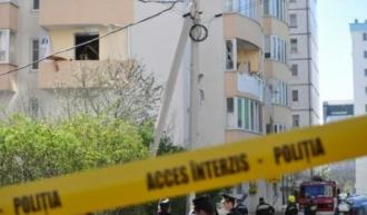 В Кишиневе человек упал с 16 этажа жилого дома и погиб
