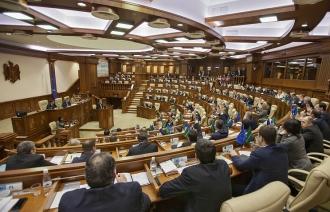 В парламент Молдавии внесены поправки об ограничении вещания российского ТВ