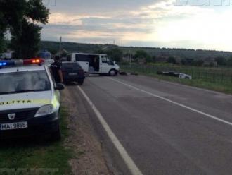 Пассажиры микроавтобуса пострадали в ДТП по дороге в Кишинев