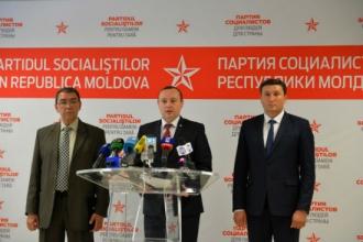 Партия социалистов: Правительство Филипа - угроза безопасности Республики Молдова