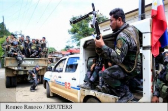 Исламисты взяли детей в заложники в школе на Филиппинах