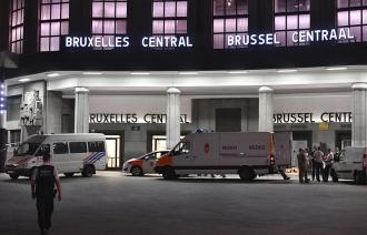 Взрыв на вокзале Брюсселя: террорист убит, жертв нет