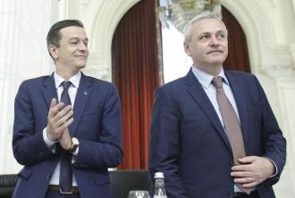 Правительство Румынии было отправлено в отставку парламентом