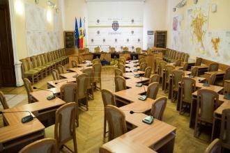 O nouă ședință a CMC, a eșuat din lipsă de cvorum