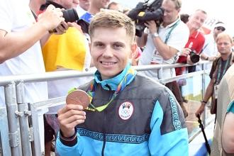 Каноист Сергей Тарновский лишился бронзовой медали, которую он завоевал на Олимпийских играх в Рио-де-Жанейро