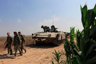 Израильские военные застрелили двух палестинцев в городе Дженин