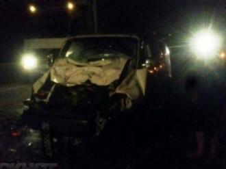 Пятеро граждан Молдовы тяжело пострадали в ДТП с пожарной машиной на Украине