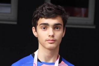 Адиль Османов занял 5-е место на ОФЕМ