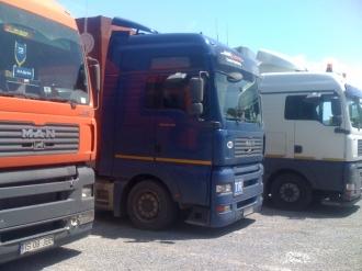 Украина дополнительно предоставила Молдове 10 тысяч разрешений на перевозку грузов