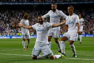 «Реал» во второй раз обыграл «Барселону» и выиграл Суперкубок Испании