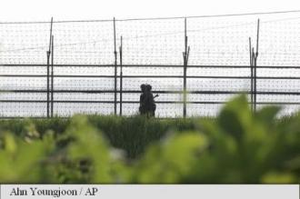 Șase soldați răniți și altul ucis în timpul unor exerciții militare în Coreea de Sud