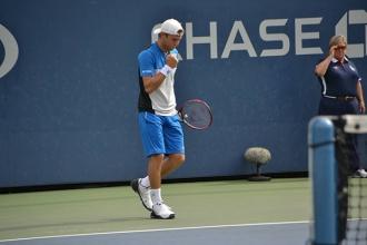 Раду Албот завершил свое выступление на US Open