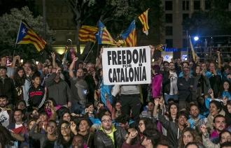 Referendum în Catalonia  90% dintre catalani s-au pronunţat pentru independenţa faţă de Spania, după numărarea a peste 2,2 milioane de voturi