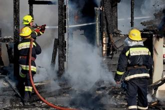 Четыре предварительные версии пожара, унесшего жизни троих детей