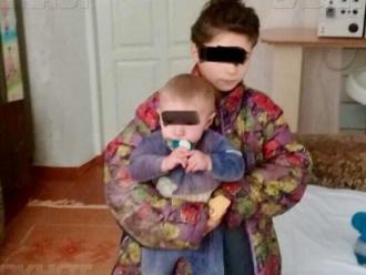 Сбежавшая мать бросила четверых детей, включая младенца, умирать от голода в Ниспоренском районе