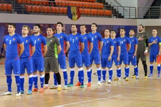 Футзальная сборная разгромила команду Турции