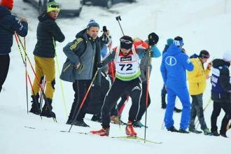 Николае Гайдук выступит на Олимпийских играх
