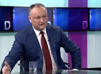 Додон намерен добиться максимально низкой для Молдовы цены на газ