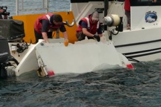 Искавшее малайзийский Boeing судно пропало с радаров