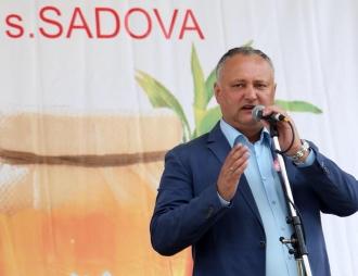 Родное село Игоря Додона первым дало жесткий отпор унионистам, приняв декларацию в поддержку государственности