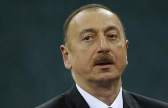 Ильхам Алиев выдвинут кандидатом в президенты Азербайджана на четвертый срок