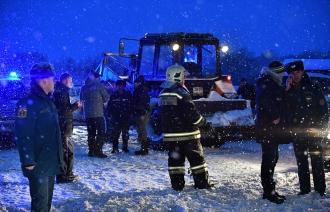 При крушении Ан-148 в России, погибли дети 5, 12 лет и семнадцатилетний подросток