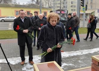 Социалисты почтили память жертв катастрофы в Московской области