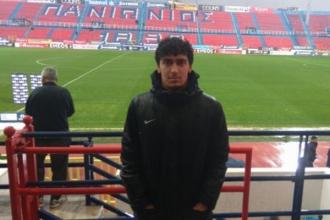 Давид Андроник будет выступать в чемпионате Греции