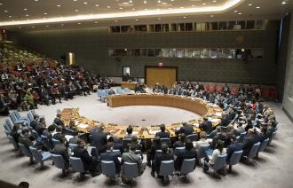 СБ ООН обсуждает проект резолюции в поддержку 30-дневного перемирия в Сирии