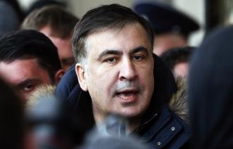 Саакашвили призвал Меркель и ЕС оказать ему помощь в противостоянии с властями в Киеве