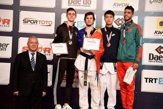 Степан Димитров добился победы в Турции
