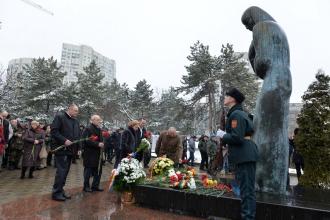 Социалисты почтили память воинов-интернационалистов