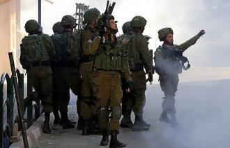 Израиль нанес авиаудар по сектору Газа в ответ на выпущенную ракету