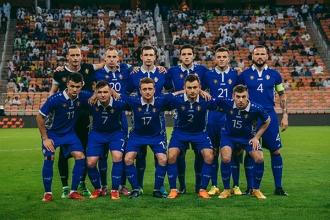 Сборная Молдовы уступила в товарищеском матче с Саудовской Аравией