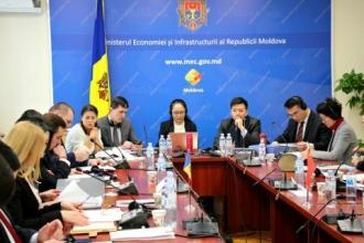 Молдова начала переговоры по Соглашению о свободной торговле с Китаем