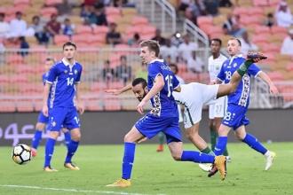 Сборная Молдовы опустилась на 170-е место в рейтинге ФИФА