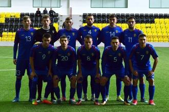 Молодёжная сборная сыграла вничью с Латвией