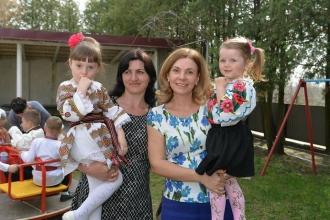 Еще шесть детсадов получили помощь от благотворительного фонда первой леди