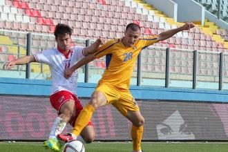 Сборная Молдовы проведет товарищеский матч с Мальтой