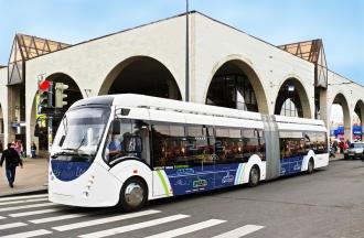 На улицах столицы впервые появятся экономичные белорусские электробусы