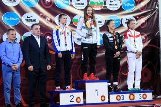 Молдаванка Ирина Рингач стала вице-чемпионкой Европы