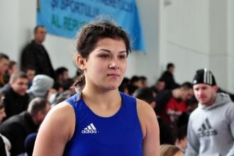 Анастасия Никита вышла в финал Чемпионата Европы U-23
