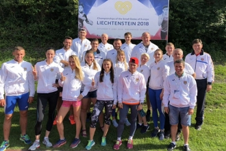 Молдова заняла второе место на чемпионате малых стран по легкой атлетике