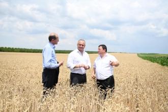 Додон: Земля и люди – самое большое богатство Республики Молдова