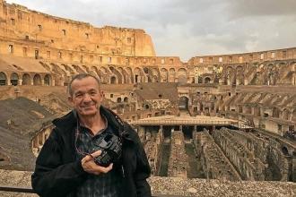 В горах в Италии погиб лучший фотограф Молдовы Валерий Кочмарь