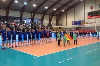 Сборная по волейболу разгромила Исландию