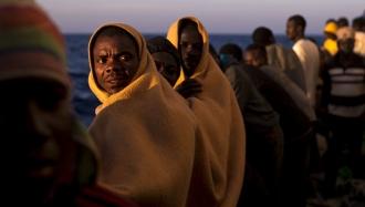 У берегов Испании спасли более 600 мигрантов