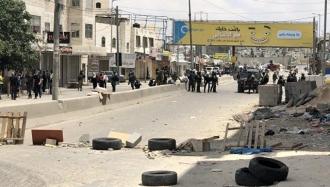 Израиль после беспорядков закрыл КПП на границе с Газой